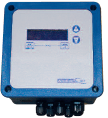 Controlador pH/ORP 0.00...14.00 230V 50/60 Hz  MONTAJE PARED 144X144
