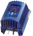 Variador de frecuencia autorregulable ARCHIMEDE IMMP1.1W Pmax motor 1.1kw E1~230v IE:10A IS:9  IP65
